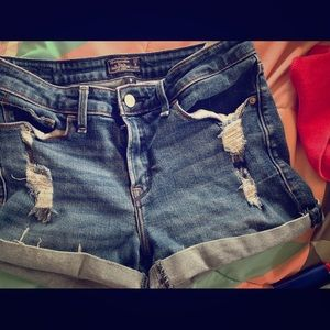 Abercrombie & Fitch jean shorts 27